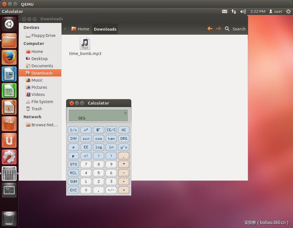使用任天堂的6502处理器指令对桌面版linux系统进行漏洞利用