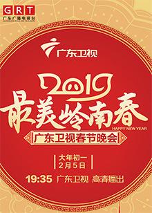 2019廣東衛視春晚