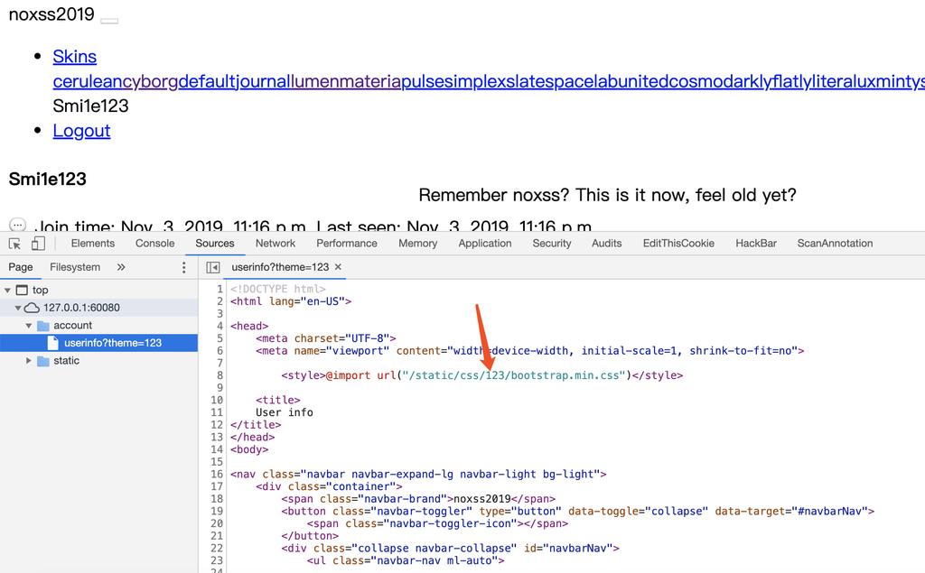 通过CSS注入窃取HTML中的数据