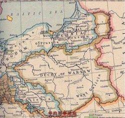 波兰的黄金岁月是在16世纪时,当时波兰与立陶宛合并,成为欧洲的一个