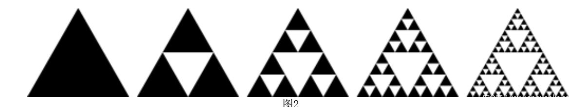 利用帕斯卡三角和谢尔宾斯基三角的加密算法