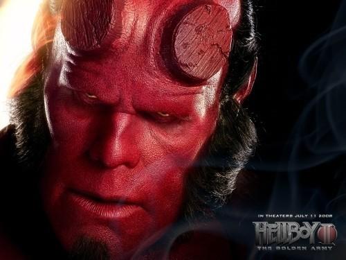 《地獄男爵》電影新作海報公布 撒旦之子歸來