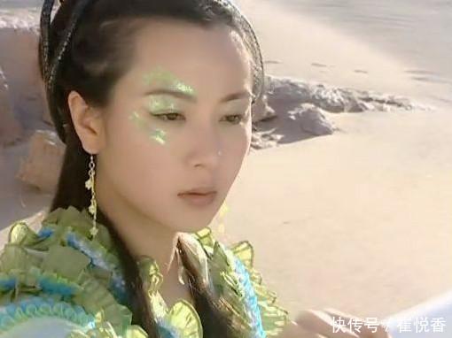 17年前这版《西游记》才是美女如云,Twins萧蔷
