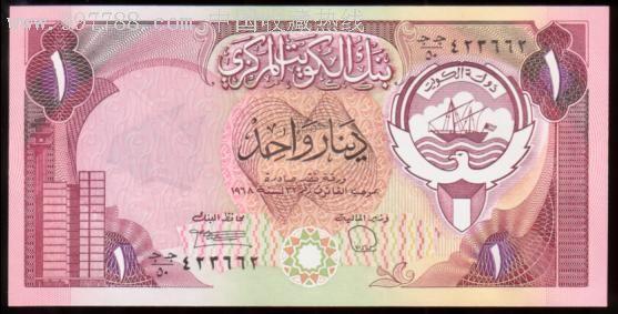 科威特第纳尔_科威特第纳尔_360百科