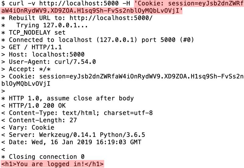 浅谈Flask cookie与密钥的安全性 -互联网之家