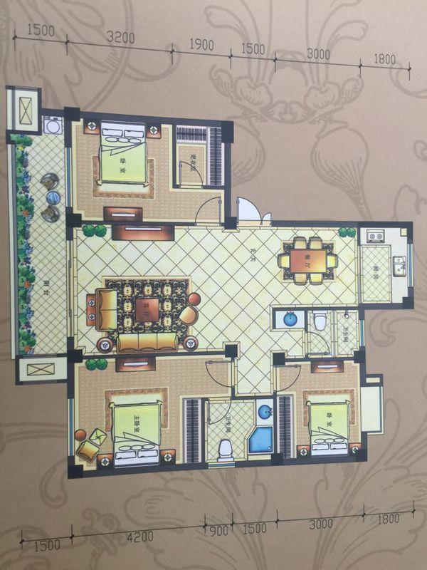 請教風水大師,我家是坐北朝南的房子,上房三間,東相三圖片