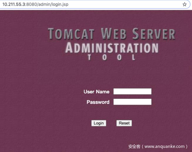 不安全的中间件——Tomcat